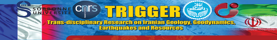 2nd TRIGGER International Conference, Trans-disciplinary Research on Iranian Geology, Geodynamics, Earthquakes and Resources